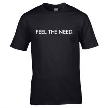 Feel The Need. T-Shirt - Tom Cruise Top Gun 2 Maverick Unisex Mens Gift Top